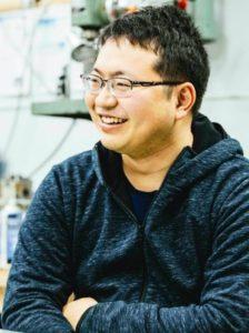稲川貴大先生・インターステラテクノロジス代表取締役社長